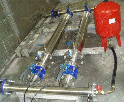 高度自动化 本设备能实现全自动控制,具有手动/自动切换,压力